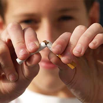 Stop Addiction to Smoking